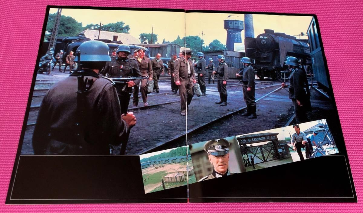 (映画パンフ)「勝利への脱出 ESCAPE TO VICTORY」シルヴェスター・スタローン Sylvester Stallone,マイケル・ケイン Michael Caine_画像4
