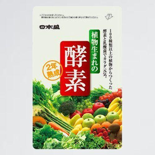新品 未使用 植物生まれの酵素 日本盛 B-IG 62粒