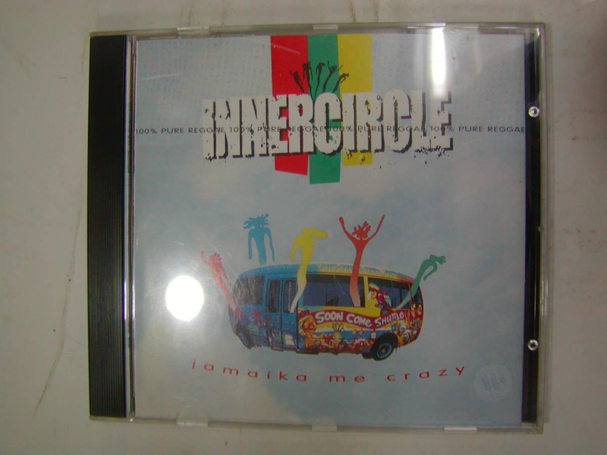 CDアルバム 輸入盤[ INNERCIRCLE インナーサークル ]jamaika me crazy 13曲 送料込_画像1