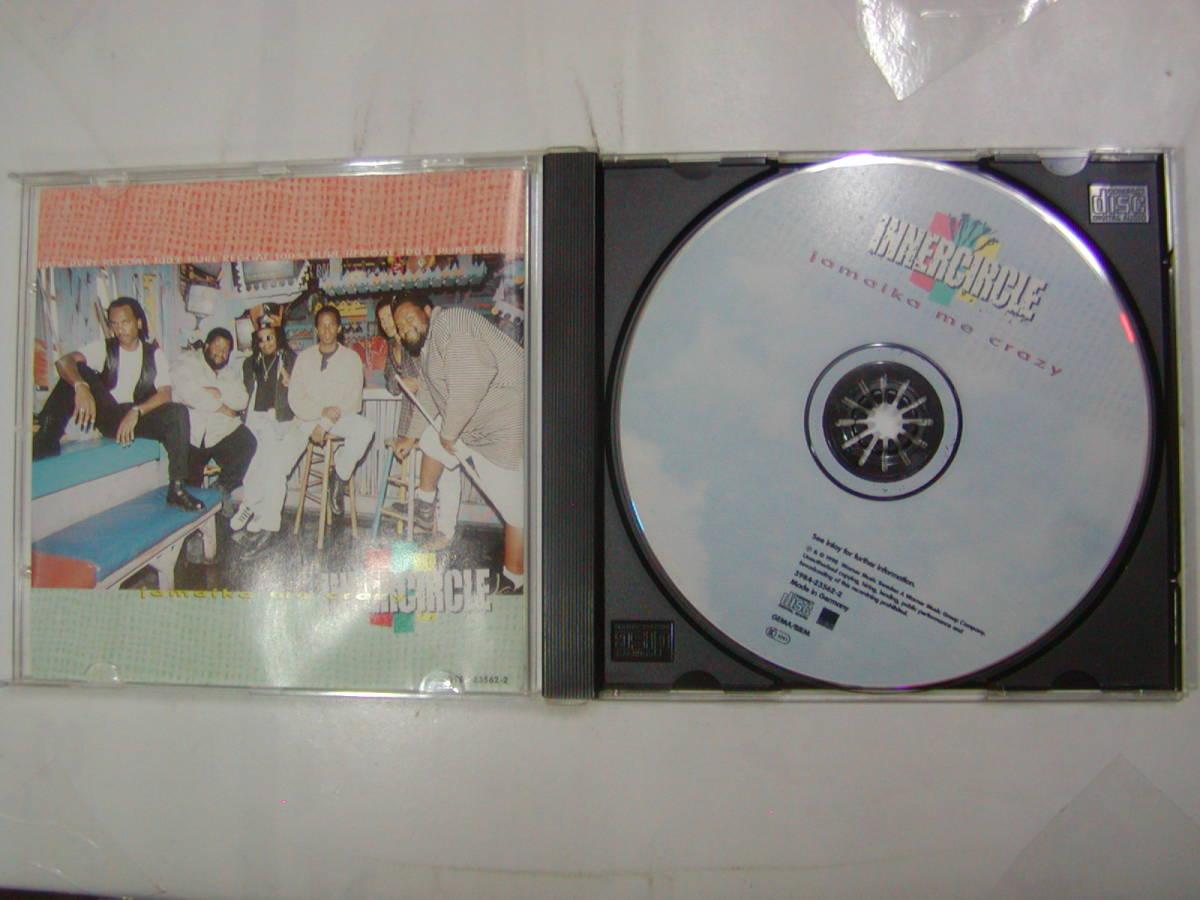 CDアルバム 輸入盤[ INNERCIRCLE インナーサークル ]jamaika me crazy 13曲 送料込_画像3