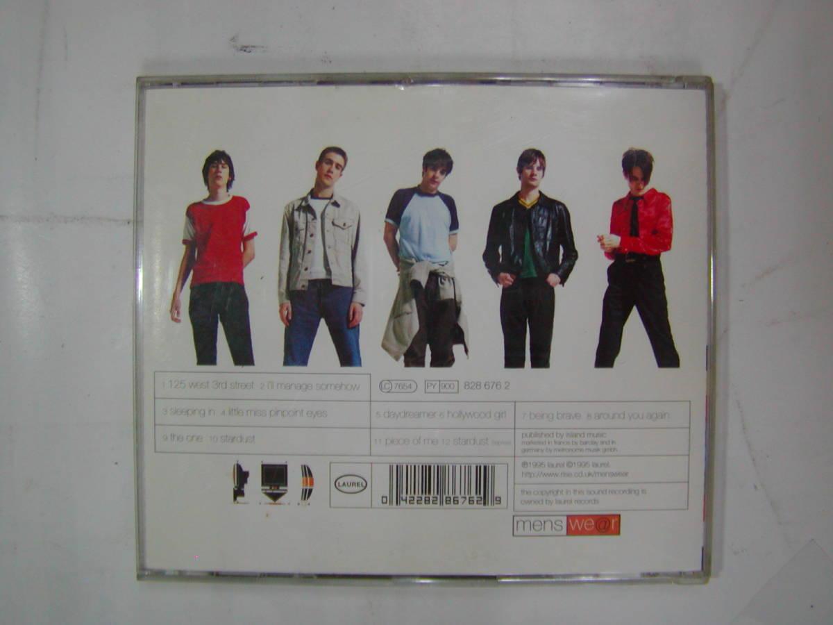 CDアルバム 輸入盤[ menswe@r ]nuisance 12曲 送料込_画像2