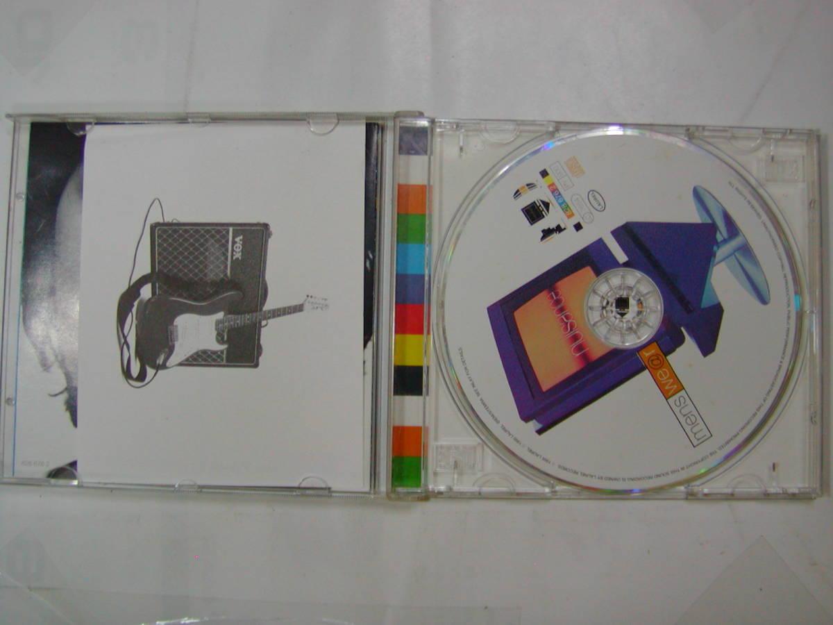 CDアルバム 輸入盤[ menswe@r ]nuisance 12曲 送料込_画像3