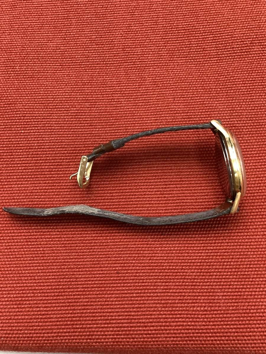 SEIKO セイコー 腕時計 CROWN Special クラウンスペシャル 15021 手巻き 文字盤シルバー メンズ 動作品 中古_画像4
