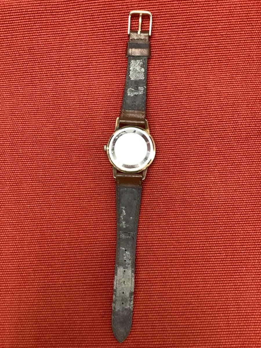 SEIKO セイコー 腕時計 CROWN Special クラウンスペシャル 15021 手巻き 文字盤シルバー メンズ 動作品 中古_画像6