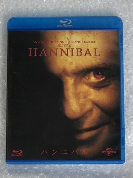 =●= Blu-ray ハンニバル HANNIBAL / 映画 洋画 / 監督 リドリー スコット 主演 アンソニー ホプキンス / GNXF-2141 ブルーレイ_画像1