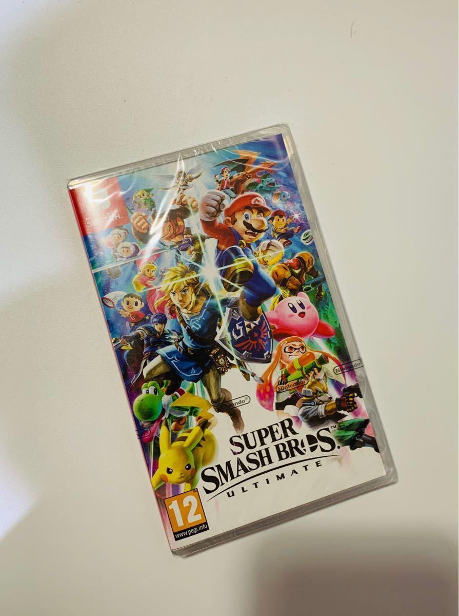 新品 未開封 大乱闘スマッシュブラザーズ   Nintendo Switch