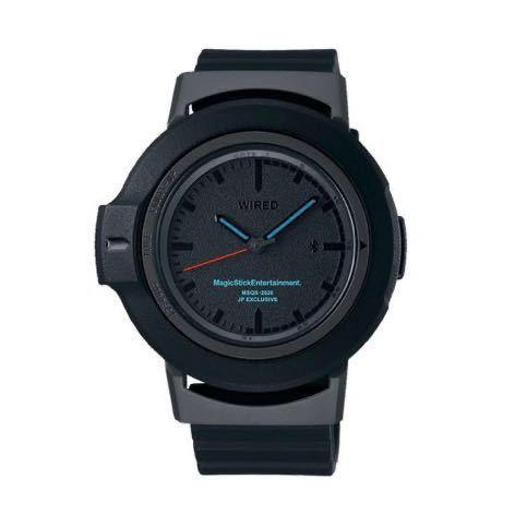 MAGIC STICK x WIRED WW TYPE0 腕時計 マジックスティック ワイアード アナログ SEIKO セイコー 300本限定_画像3
