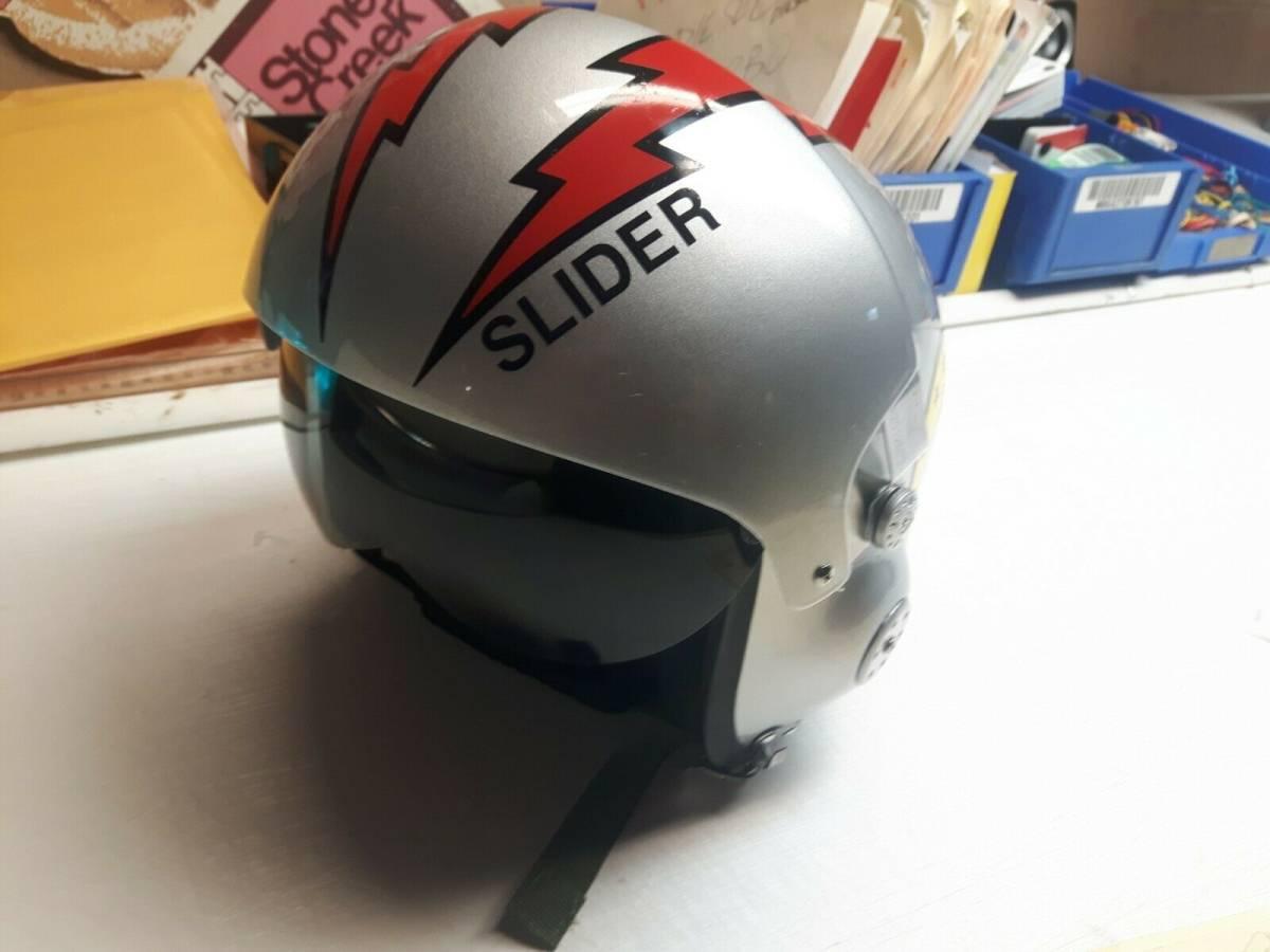 海外 限定 送料込み トップガン トムクルーズ ヘルメット ステッカー 4_画像1