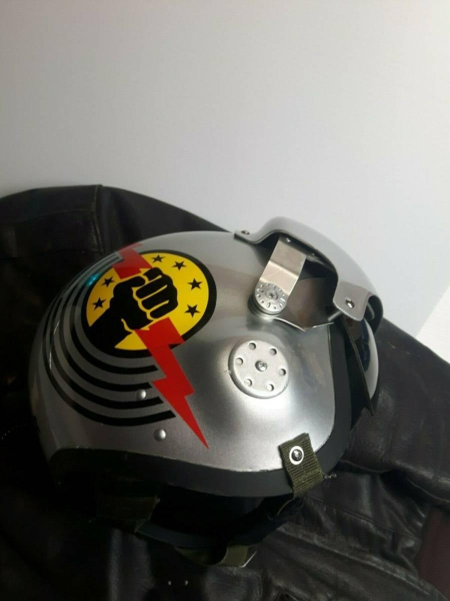 海外 限定 送料込み トップガン トムクルーズ ヘルメット ステッカー 4_画像3