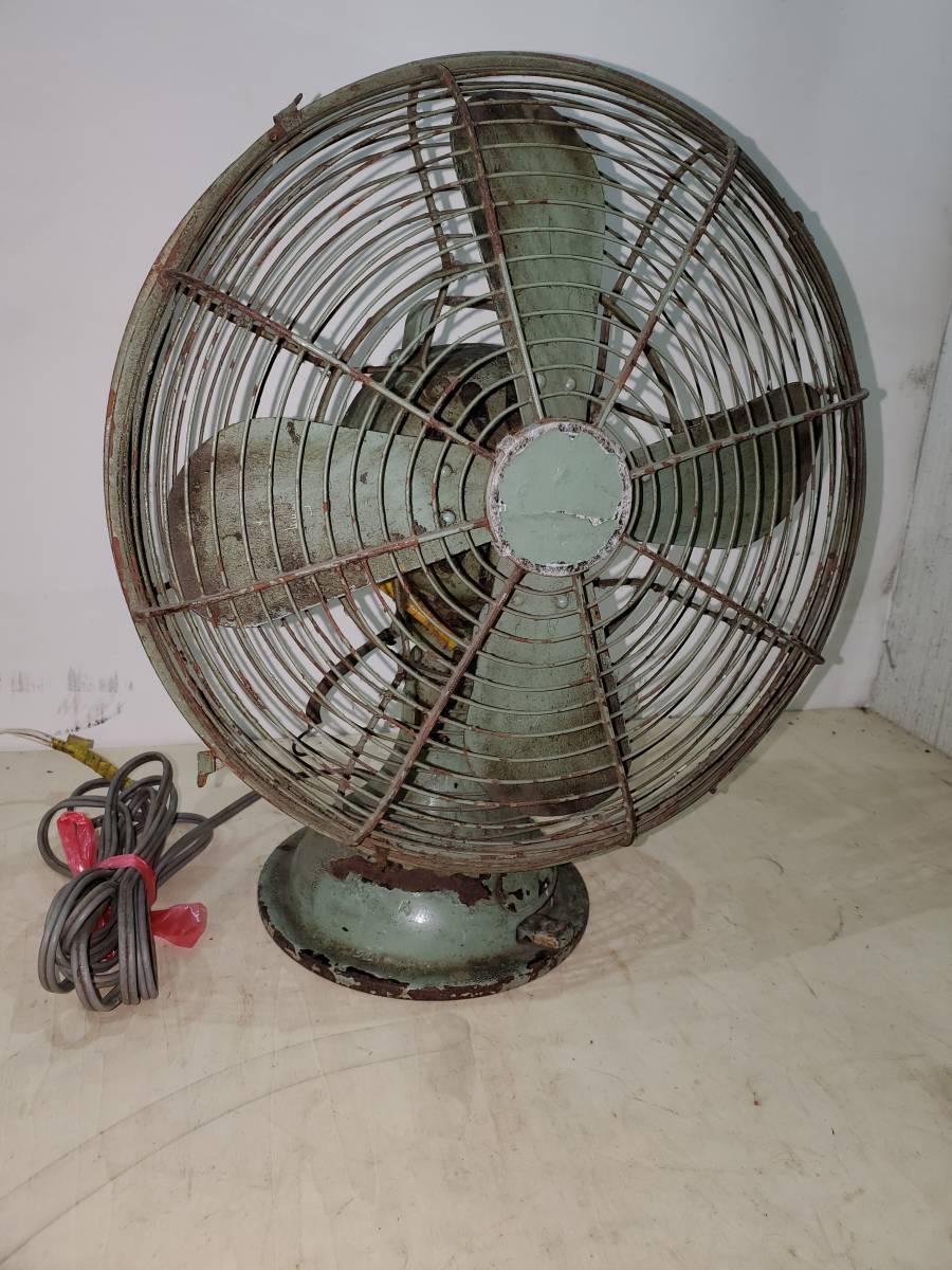 アンティーク 扇風機 昭和 レトロ_画像1