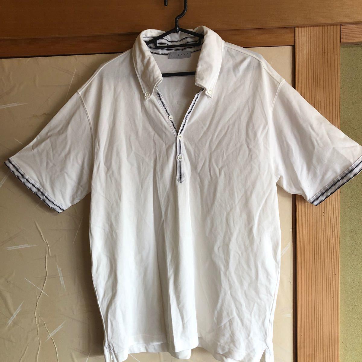 メンズポロシャツ 半袖