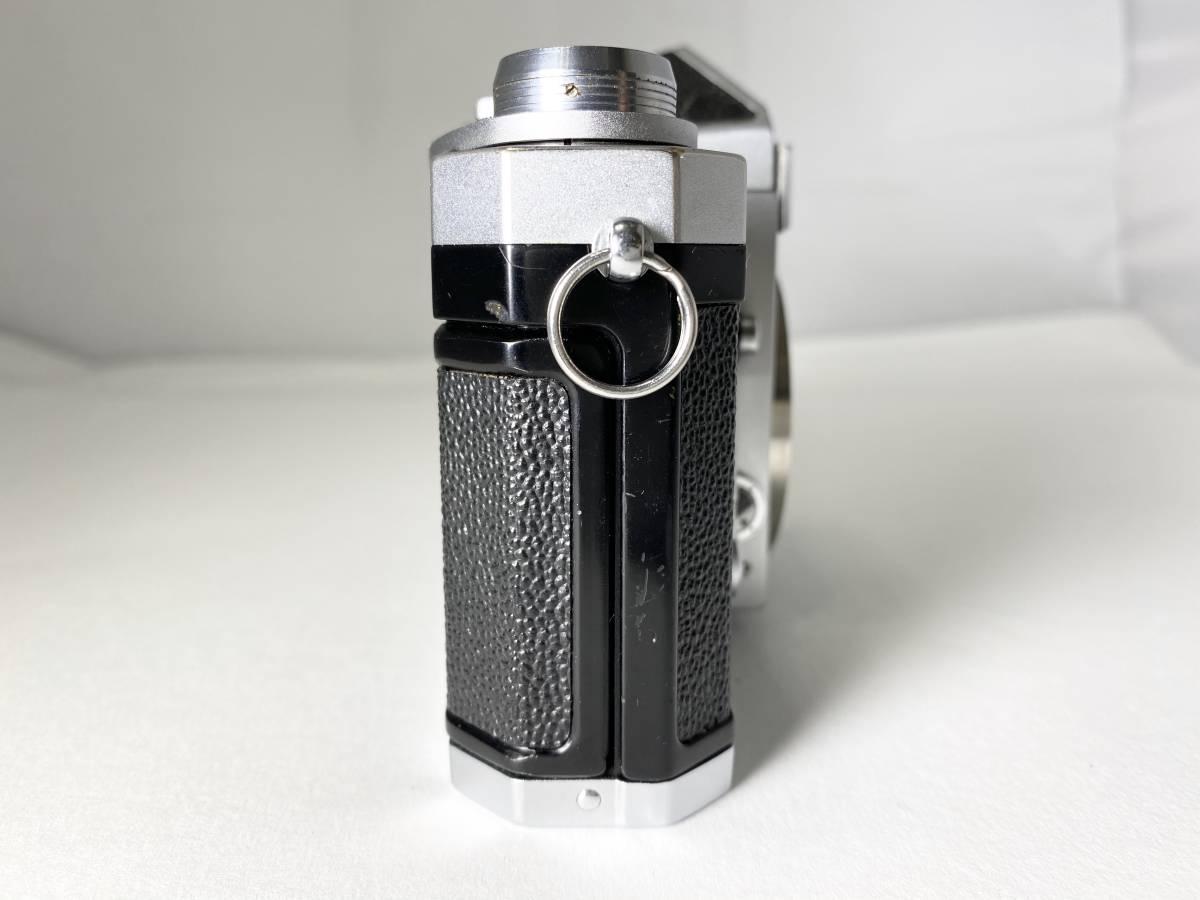 名機! Nikon ニコン F アイレベル ボディ #87_画像8