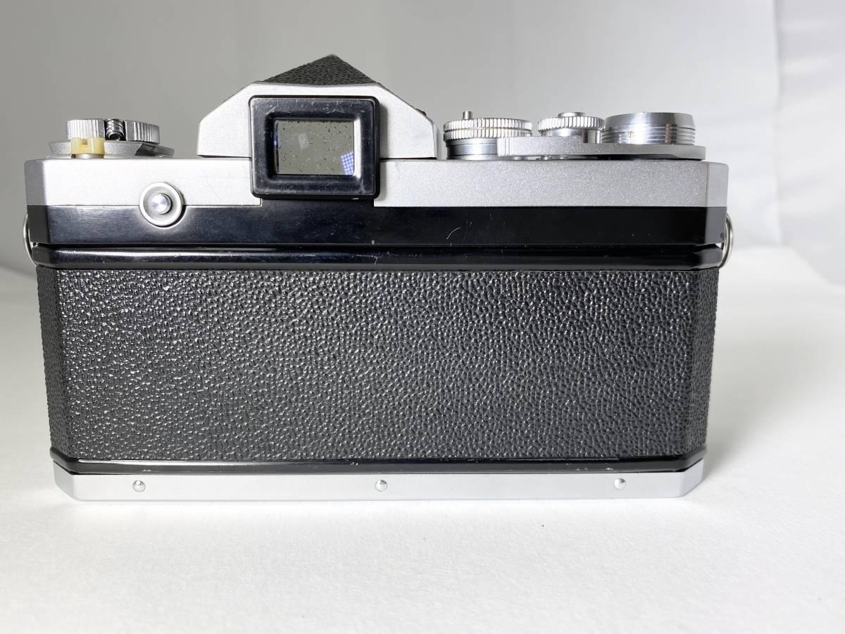 名機! Nikon ニコン F アイレベル ボディ #87_画像3