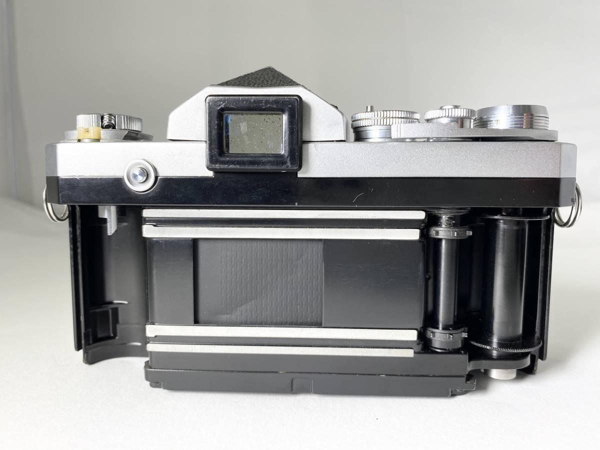 名機! Nikon ニコン F アイレベル ボディ #87_画像6