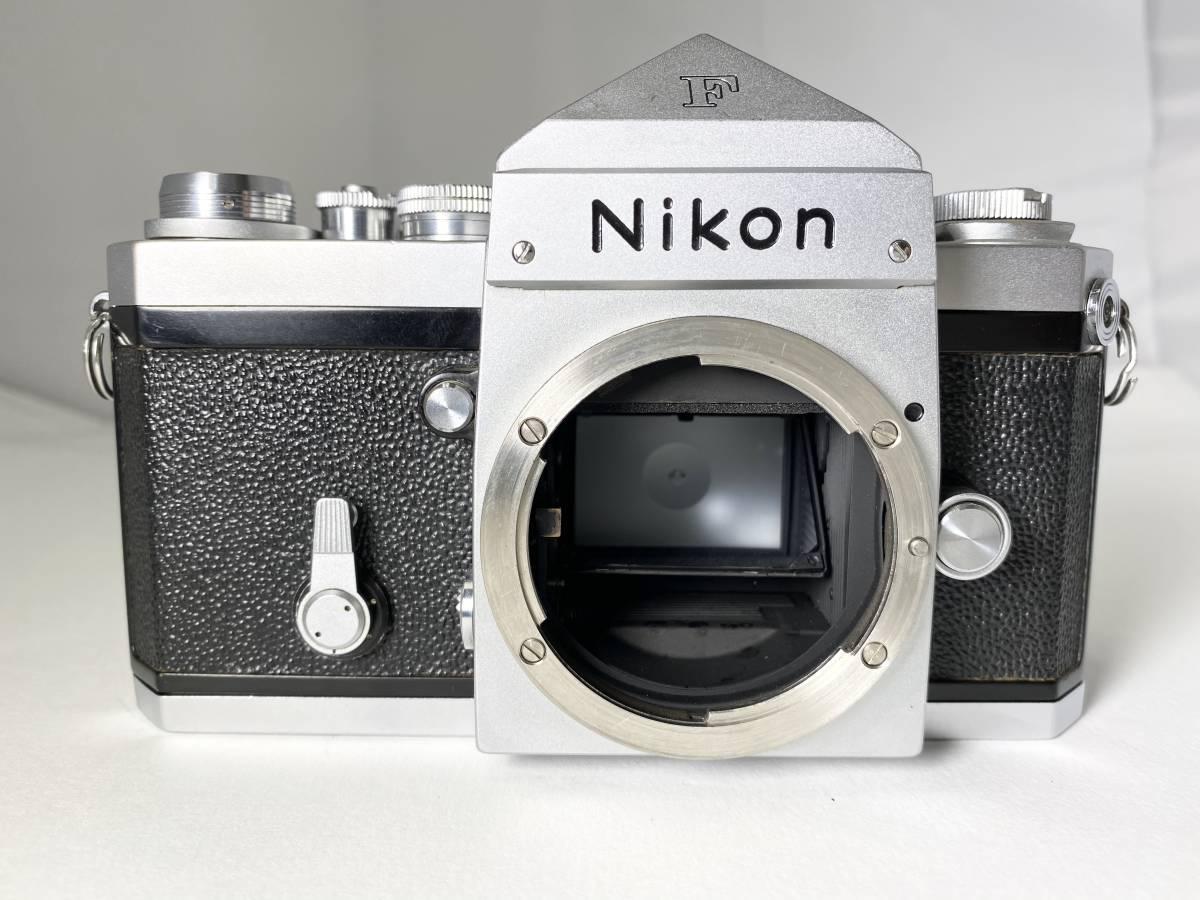 名機! Nikon ニコン F アイレベル ボディ #87_画像2