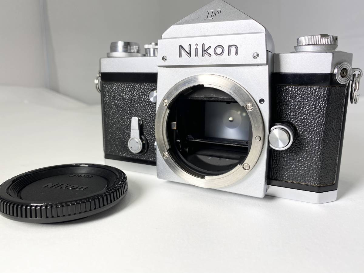 名機! Nikon ニコン F アイレベル ボディ #87_画像1