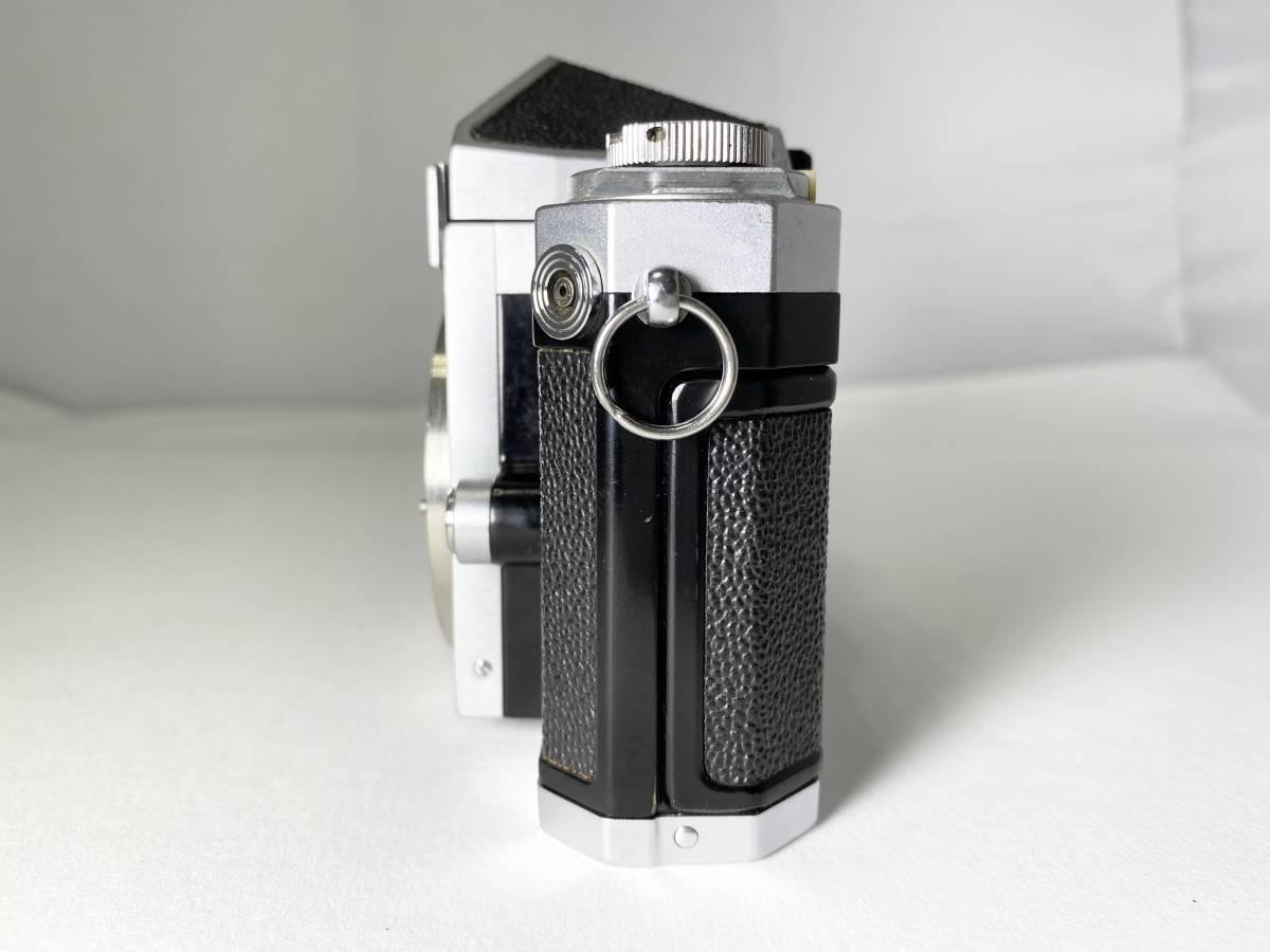 名機! Nikon ニコン F アイレベル ボディ #87_画像9