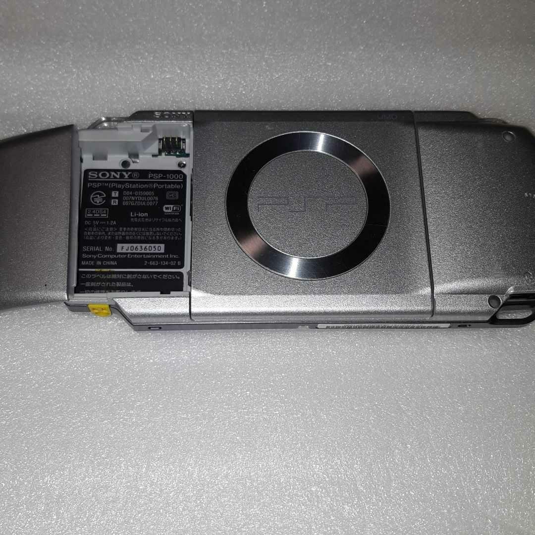 PSP 1000 本体+電源ケーブルのみ メモリーカード付き 32MB 動作品