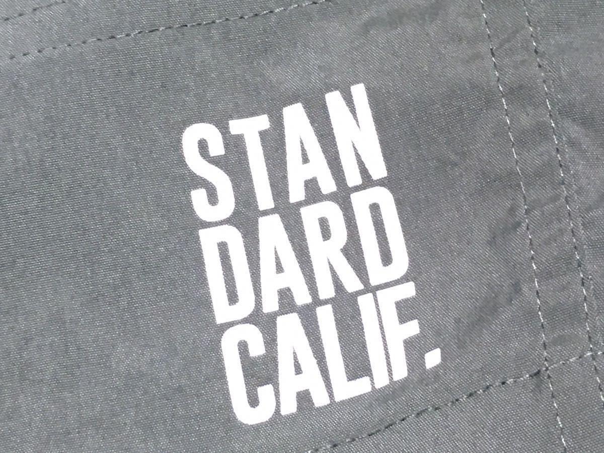 STANDARD CALIFORNIA スタンダードカリフォルニア ハーフパンツ ショートパンツ W32 Coolmax オリーブ_画像6