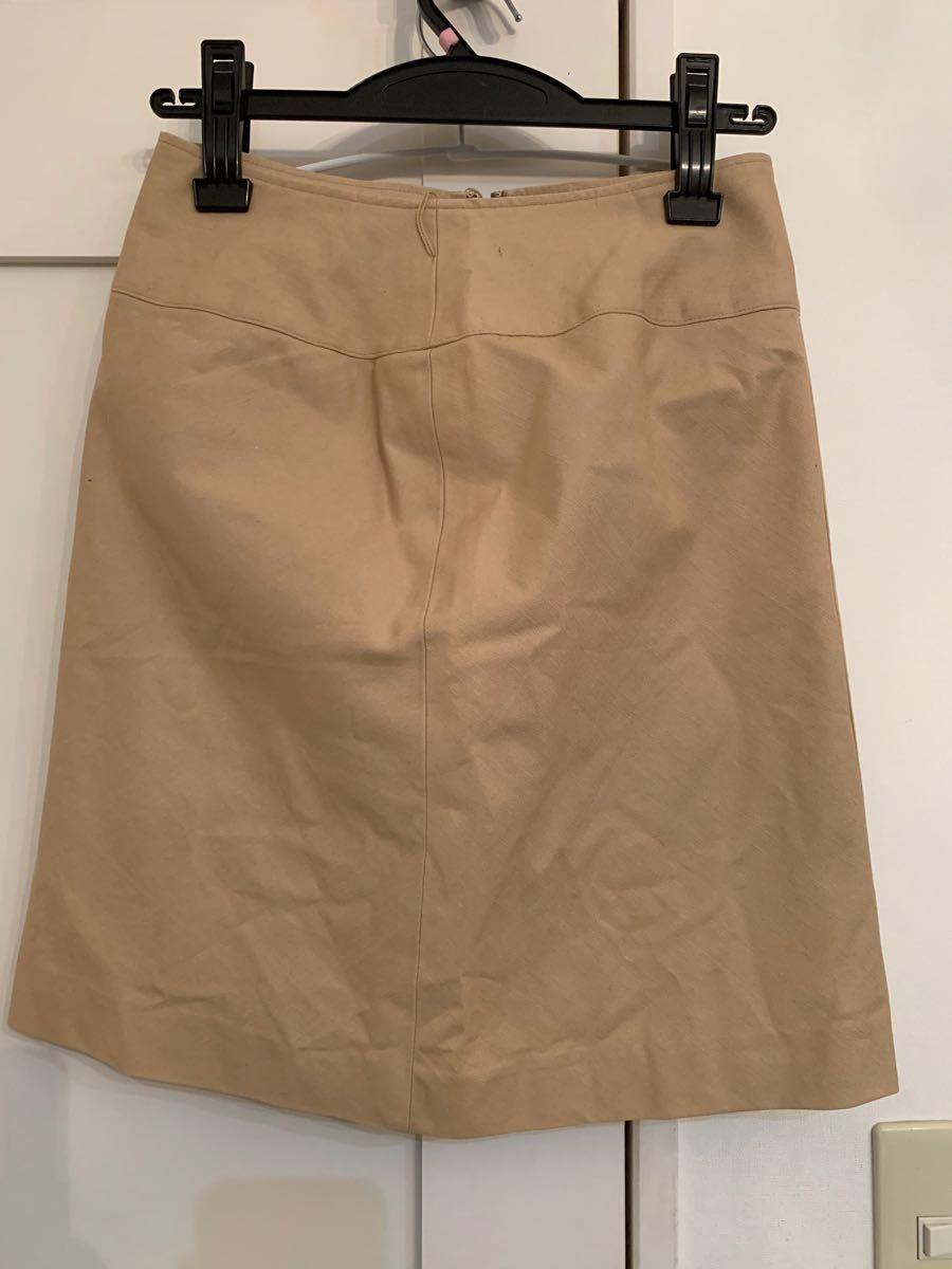 タイトスカート 台形スカート
