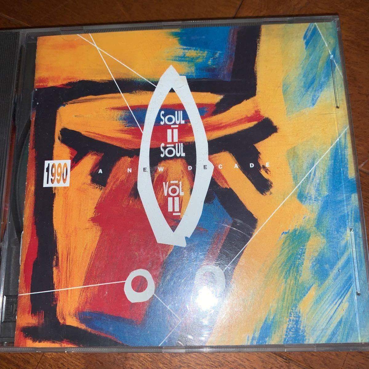 Soul II Soul / Vol II: 1990 A New Decade