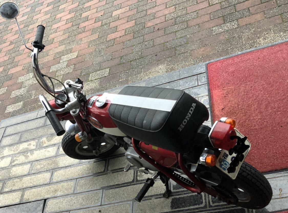 「HONDA モンキーバイク Aタイプ」の画像3
