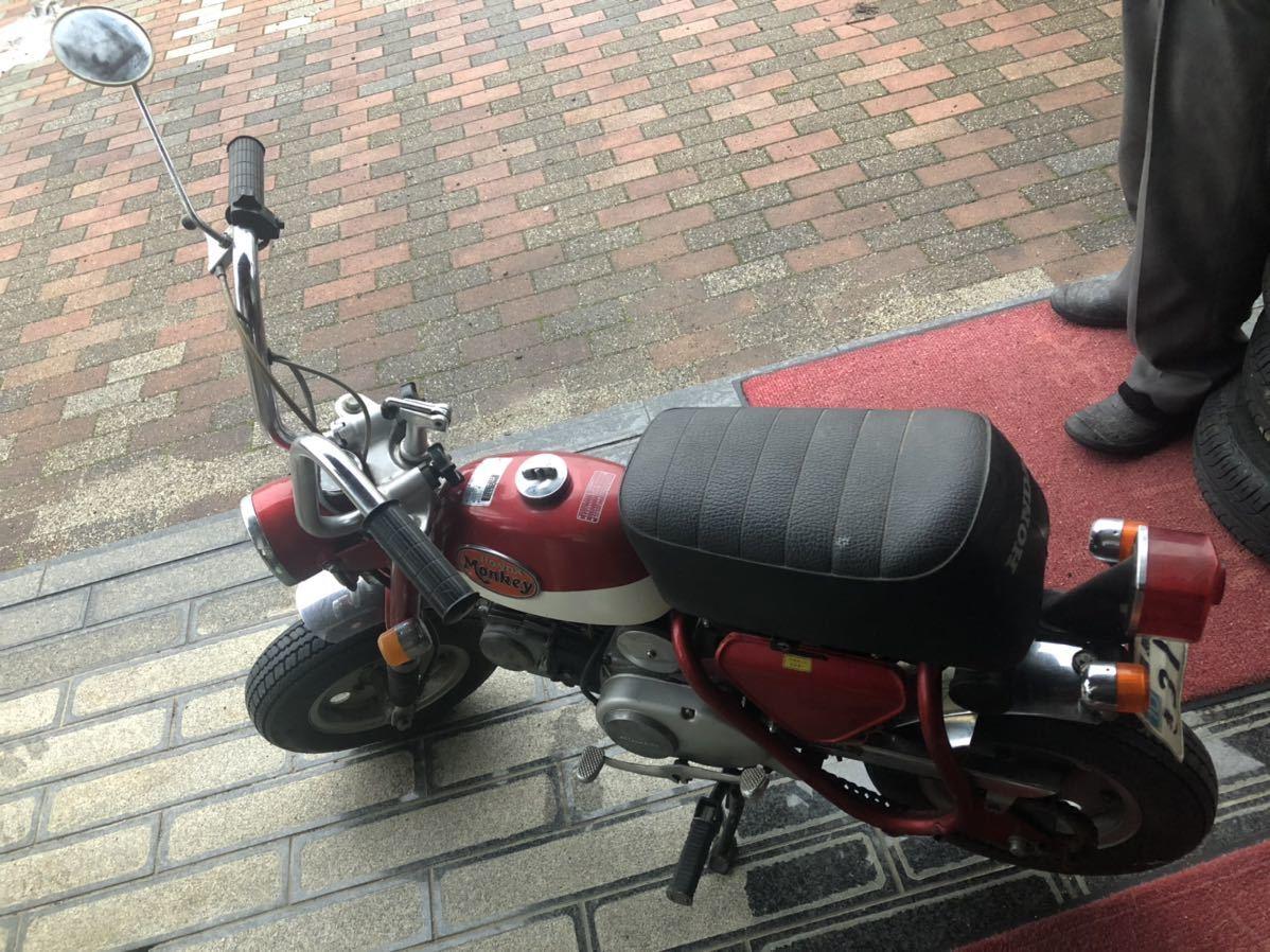 「HONDA モンキーバイク Aタイプ」の画像2