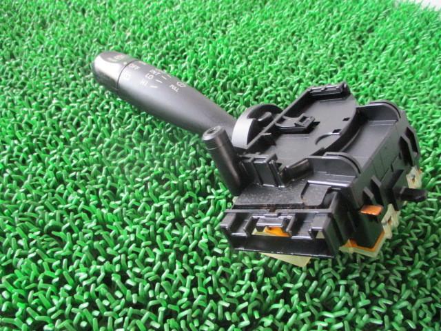 H21 ダイハツ タント カスタムX リミテッド DBA-L375S 『ワイパースイッチ』TT13_画像3