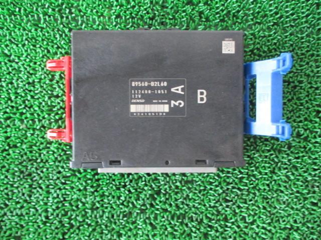H21ダイハツ タント カスタムX リミテッド DBA-L375S 『エンジン コンピューター 89560-B2L60』TT13_画像1