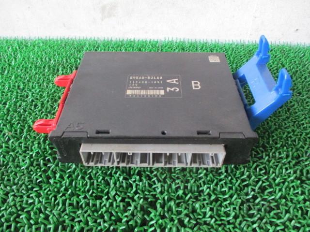 H21ダイハツ タント カスタムX リミテッド DBA-L375S 『エンジン コンピューター 89560-B2L60』TT13_画像3
