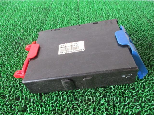 H21ダイハツ タント カスタムX リミテッド DBA-L375S 『エンジン コンピューター 89560-B2L60』TT13_画像6