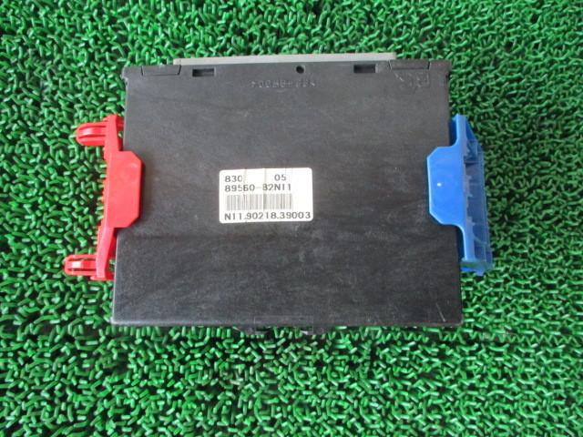 H21ダイハツ タント カスタムX リミテッド DBA-L375S 『エンジン コンピューター 89560-B2L60』TT13_画像4