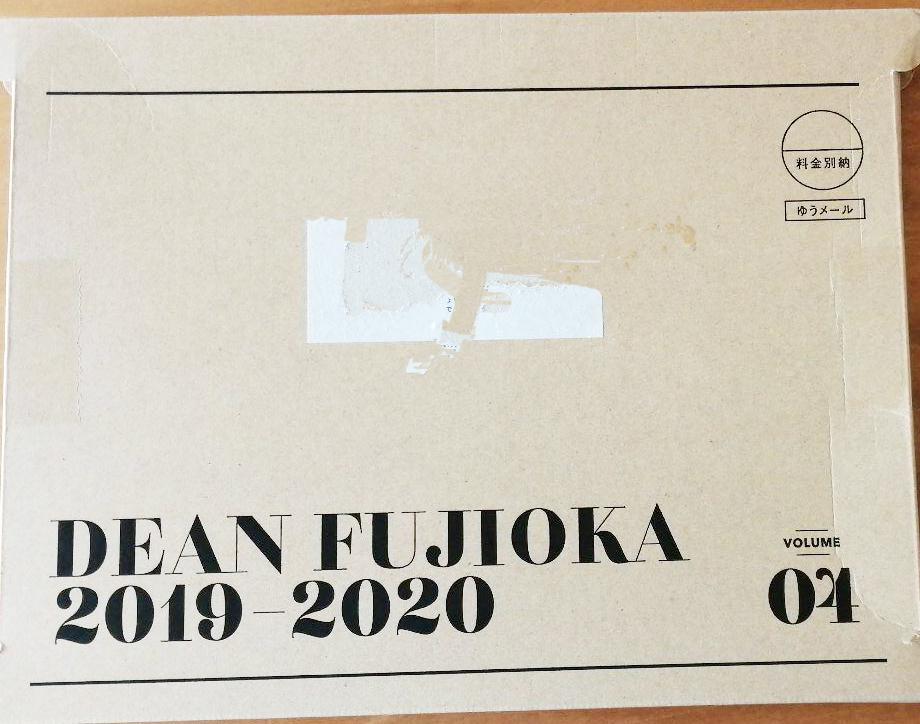 送料無料 新品未開封●ディーンフジオカ vol4 DEAN FUJIOKA 2019-2020 フォトブック●ファンクラブ会員限定 写真集