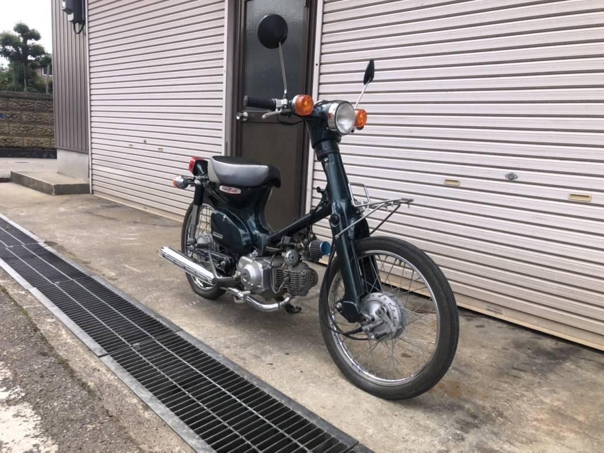 「☆スーパーカブ50 C50D2 フルカスタム AA01 実動車 ホンダ☆」の画像2