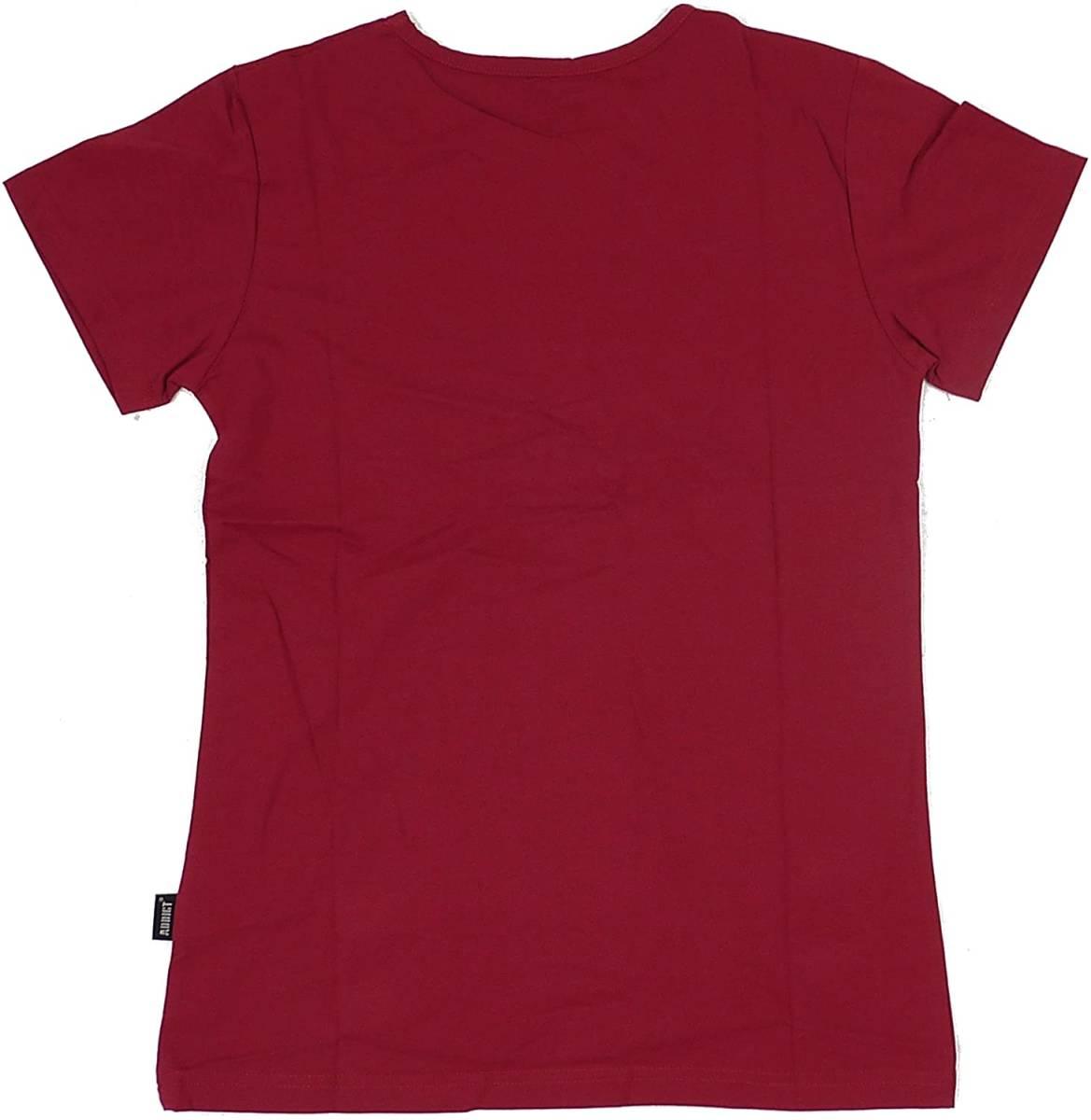 Addict アディクト Warzone TEE 半袖 Tシャツ (ワインレッド) (XL)【並行輸入品】