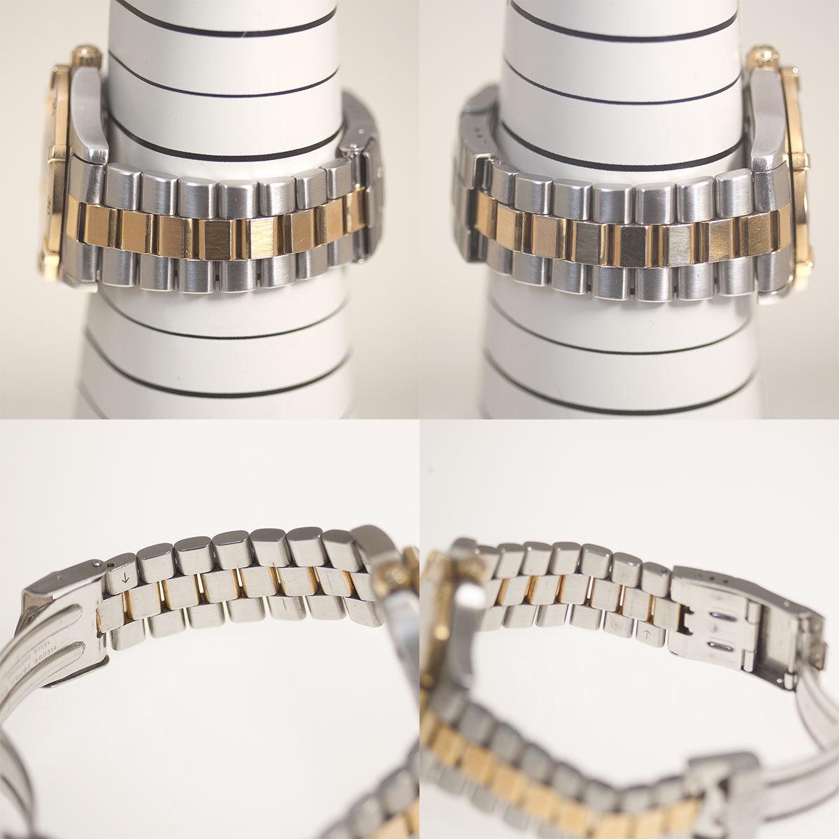 【TAG HEUER】タグホイヤー WK1121「プロフェッショナル 200m」クォーツ メンズ 腕時計【中古品】_画像9