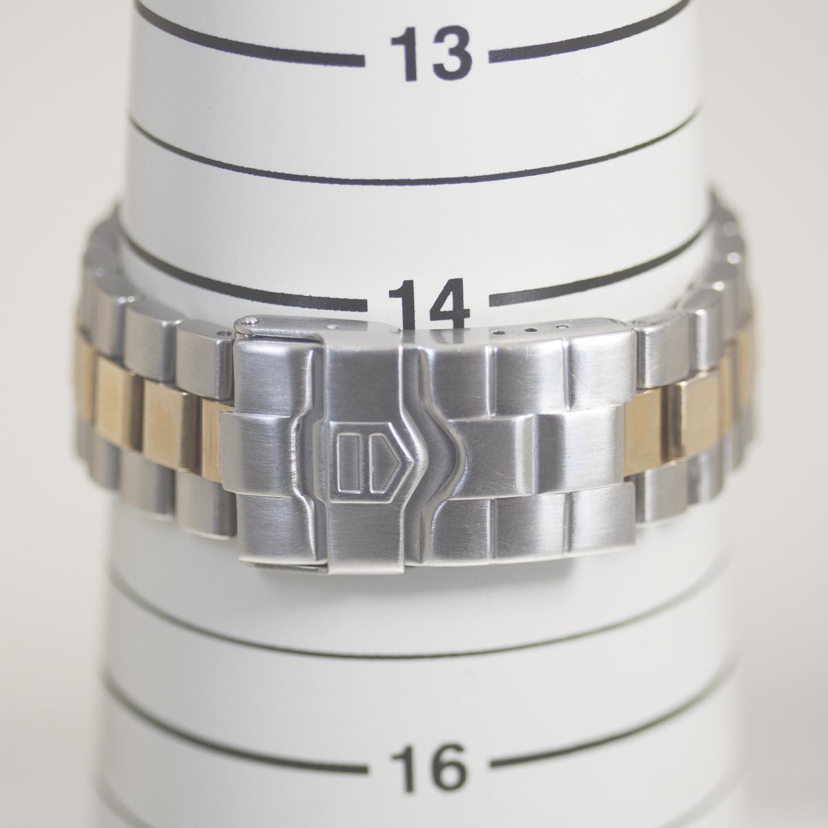 【TAG HEUER】タグホイヤー WK1121「プロフェッショナル 200m」クォーツ メンズ 腕時計【中古品】_画像8