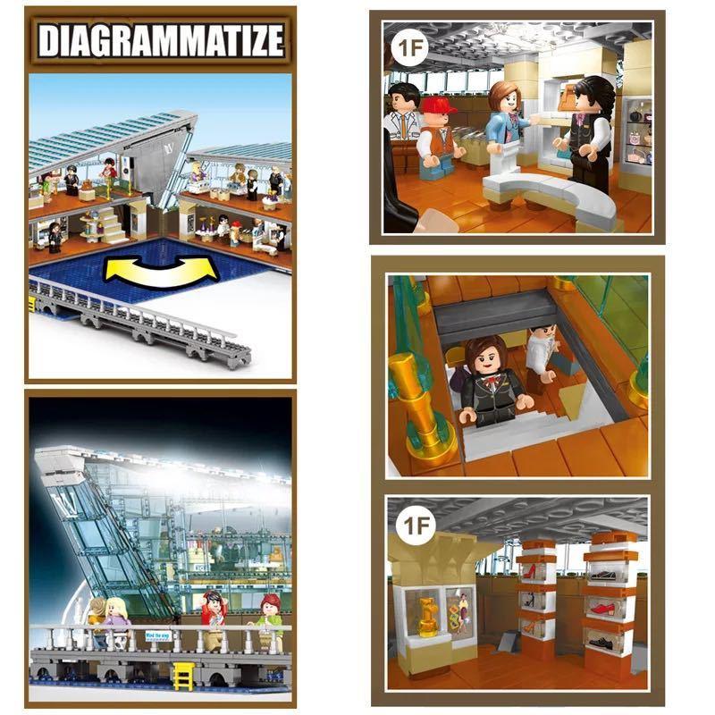 LEGO互換 高級品店 シンガポール_画像3