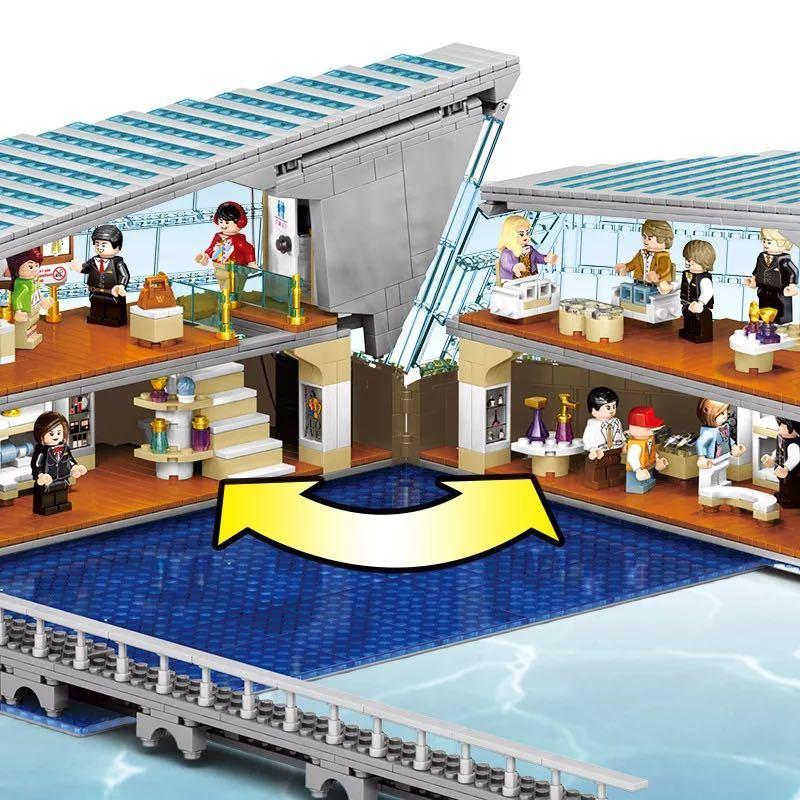 LEGO互換 高級品店 シンガポール_画像5