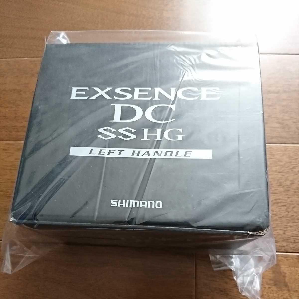 送料無料 新品 未開封 シマノ SHIMANO ベイトリール 20 エクスセンス DC SS HG LEFT 左ハンドル レフトハンドル ソルト DCSS 日本仕様_画像1