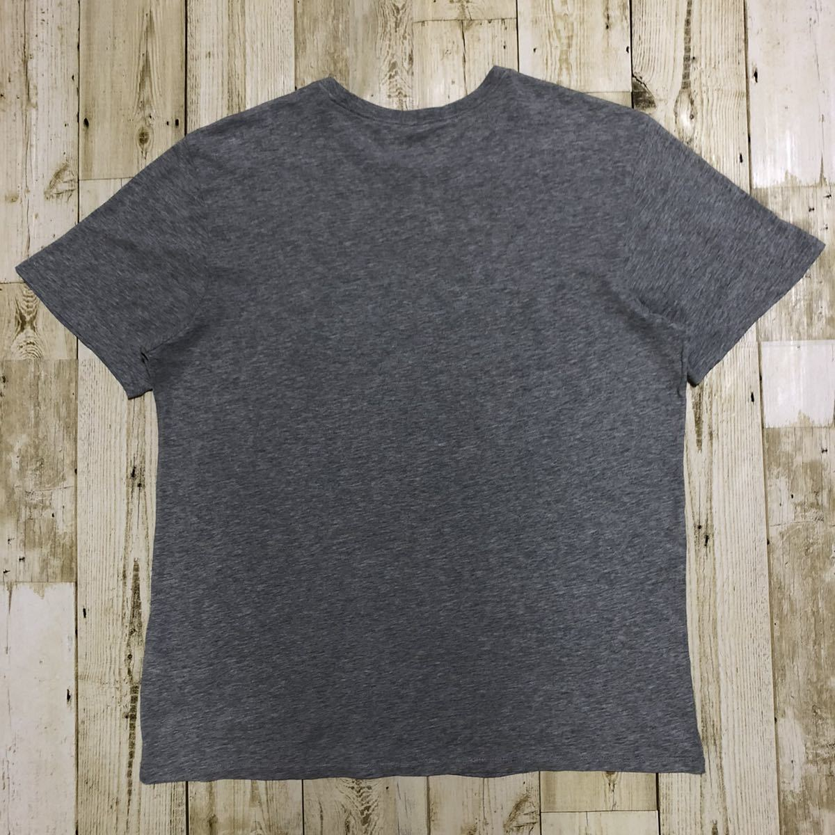 ナイキ NIKE F.C. メタリックゴールド パイソン柄 ヘビ柄 スネークパターン ビッグプリント ロゴタグ 裾タグ 半袖Tシャツ Tee XL 古着