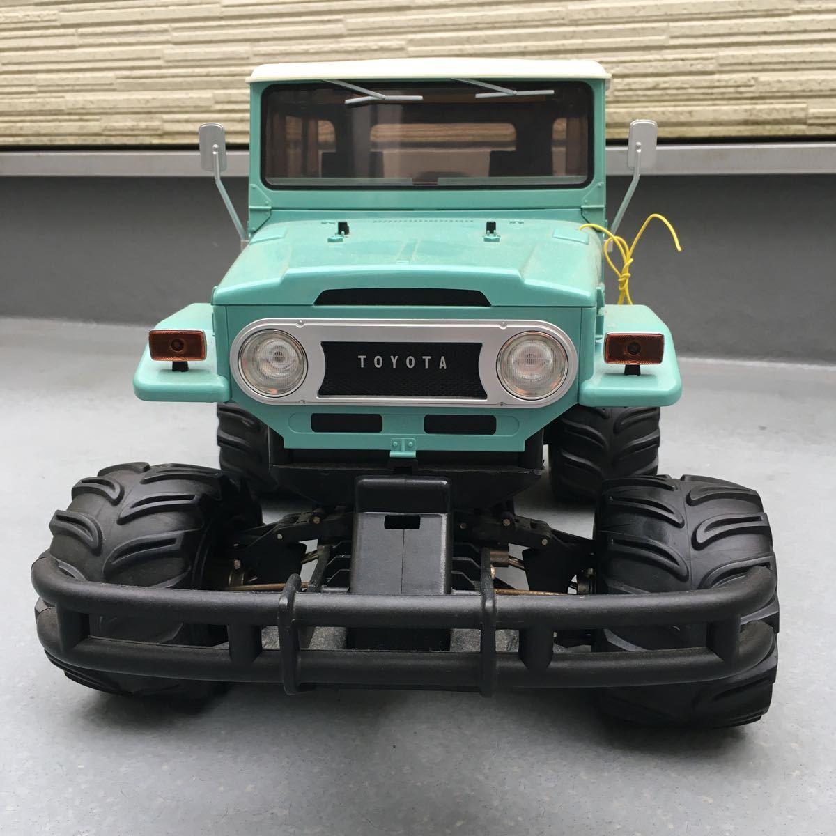 トヨタ ランドクルーザー FJ40V 1/8 難あり 不動品
