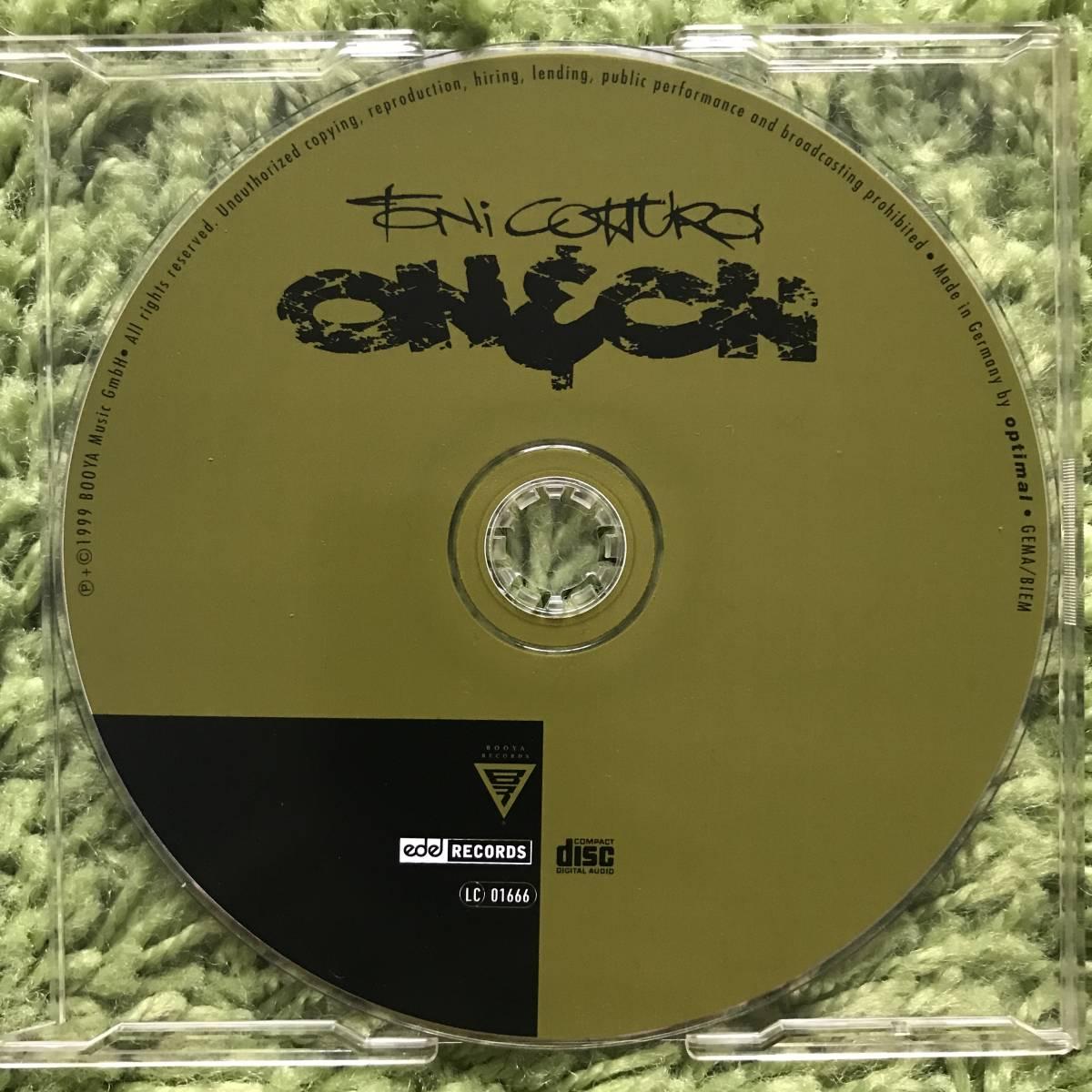 【CD Single】Toni Cottura/On&On Gema盤