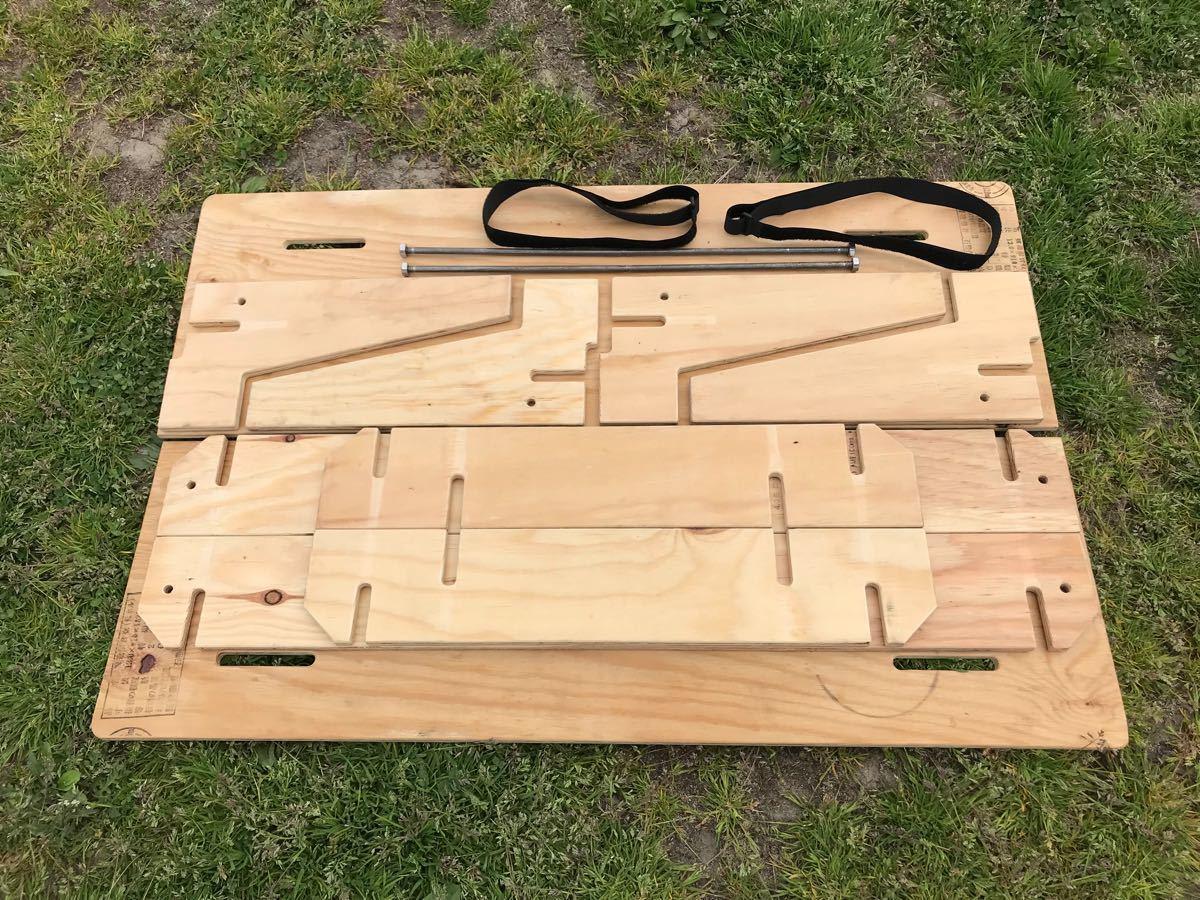 テーブル キャンプ アウトドア 収納バック