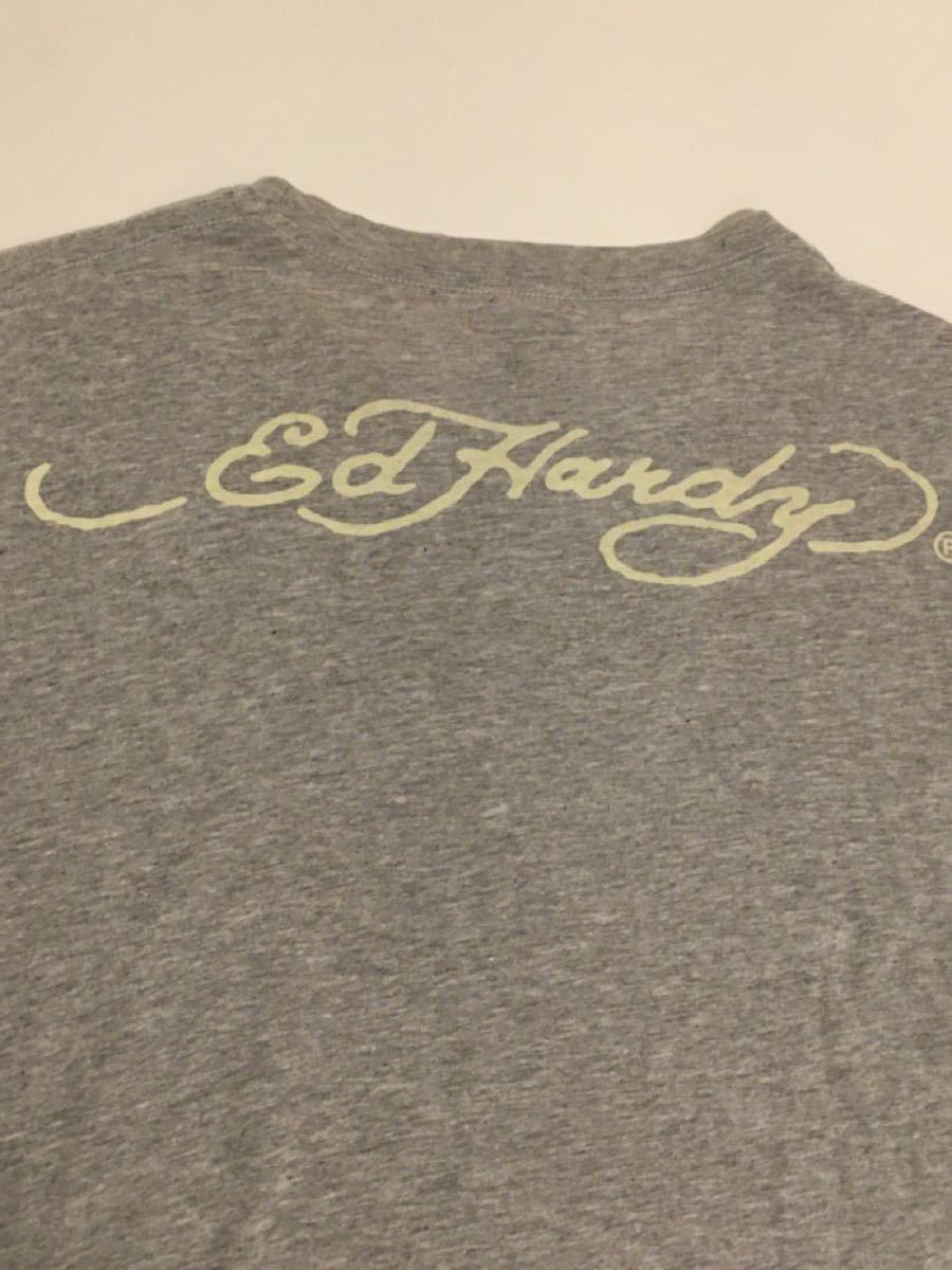 USA製 エドハーディー シャツ 半袖 メンズ Tシャツ MADE IN USA