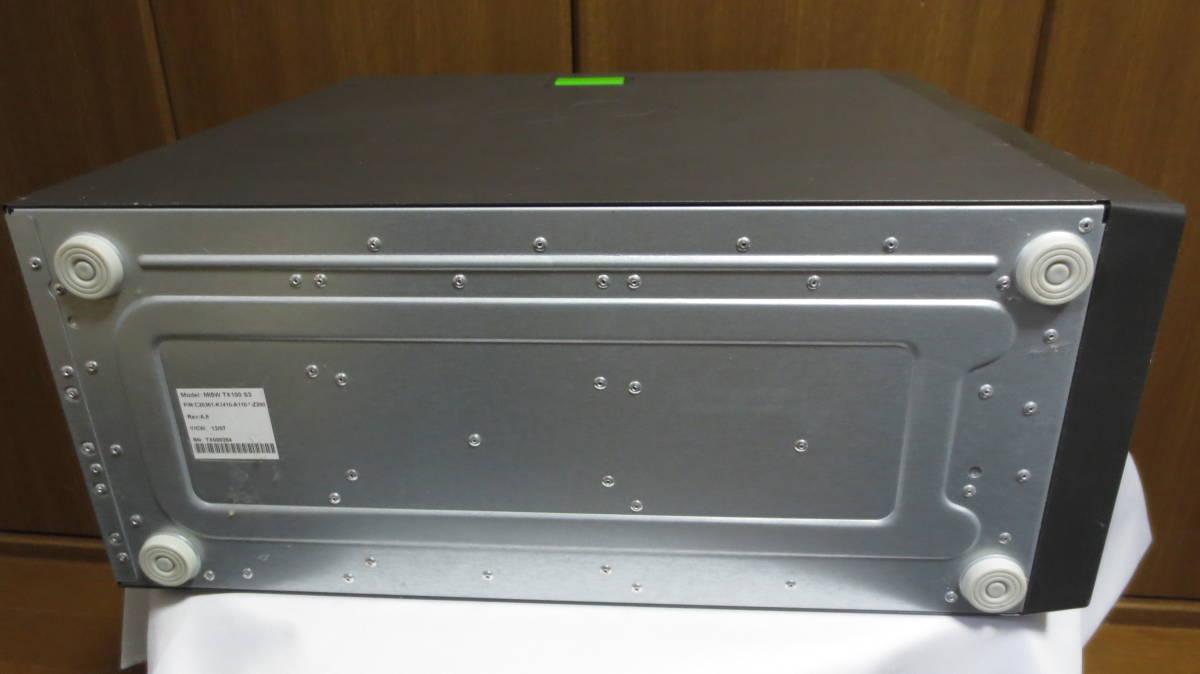 【ジャンク】Fujitsu サーバーデスクトップパソコン PRIMERGY TX100S3 富士通_画像8