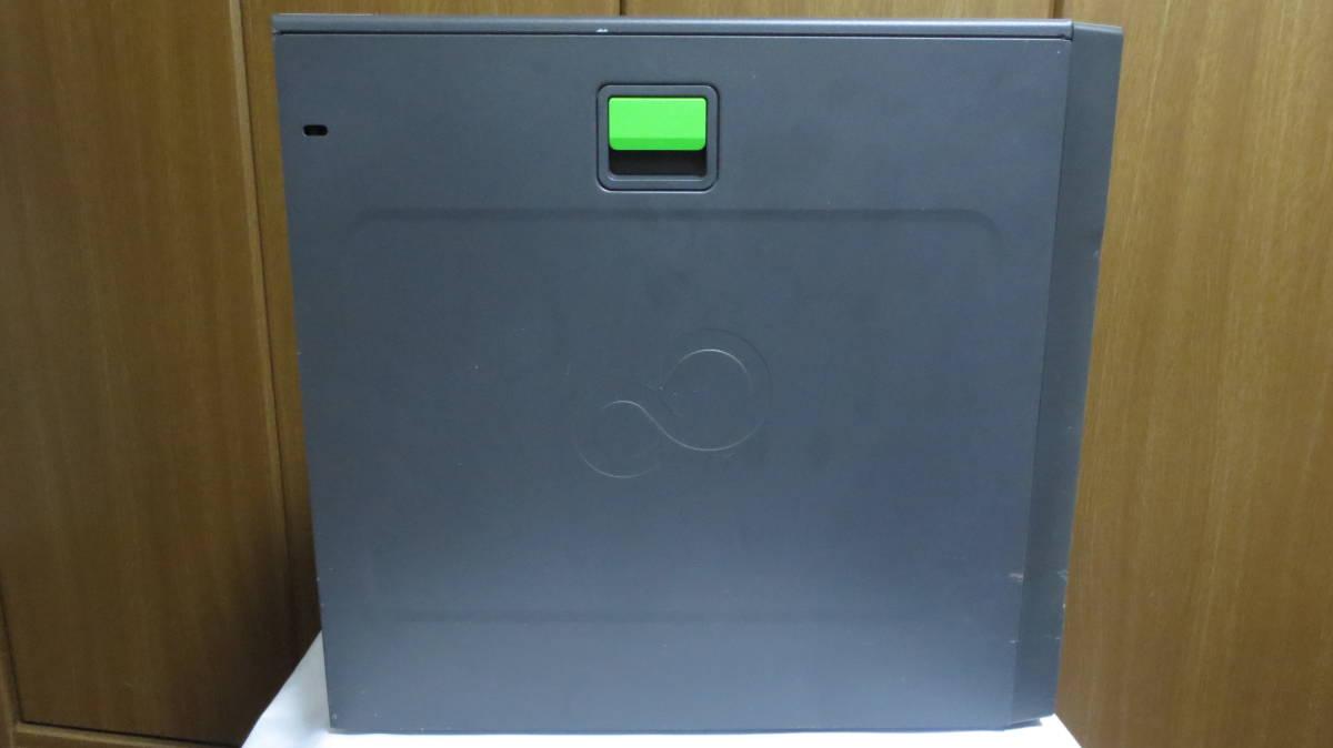 【ジャンク】Fujitsu サーバーデスクトップパソコン PRIMERGY TX100S3 富士通_画像5