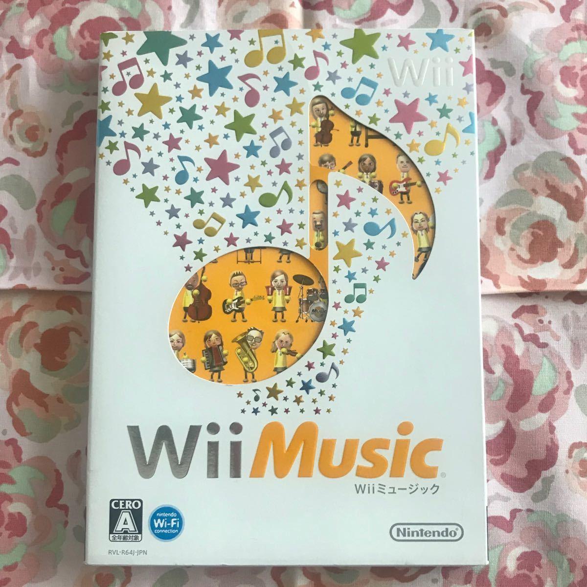 Wii Music Wiiミュージック