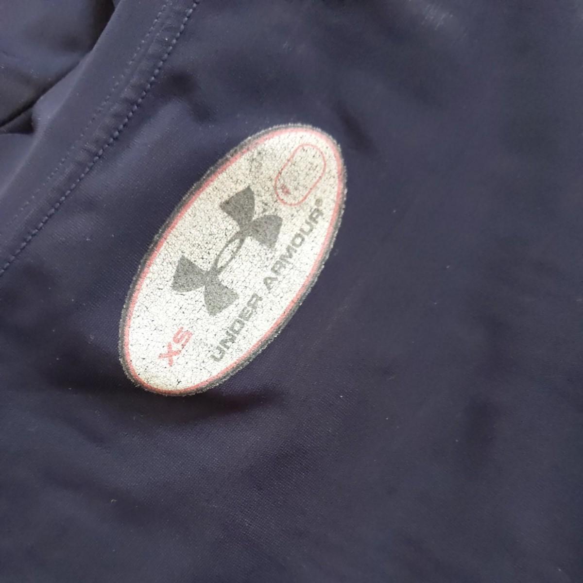 アンダーアーマー インナー  アンダーシャツ XS