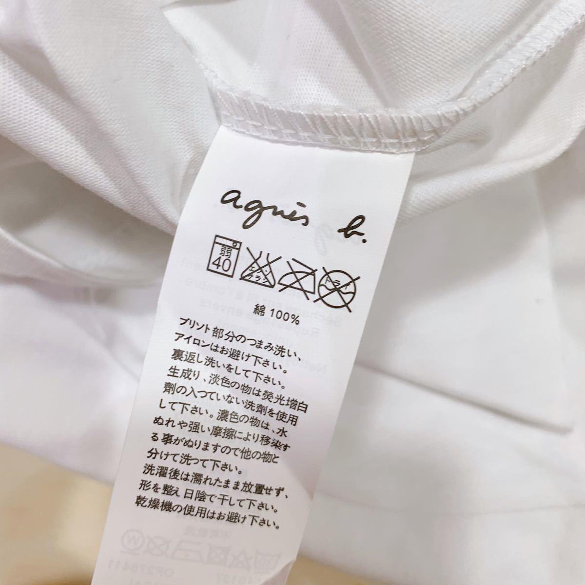 新品 アニエスベー Tシャツ XL